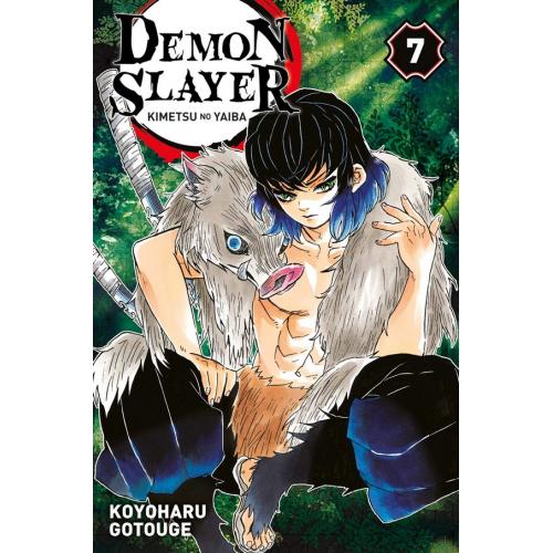 Demon Slayer Tome 7 (VF)