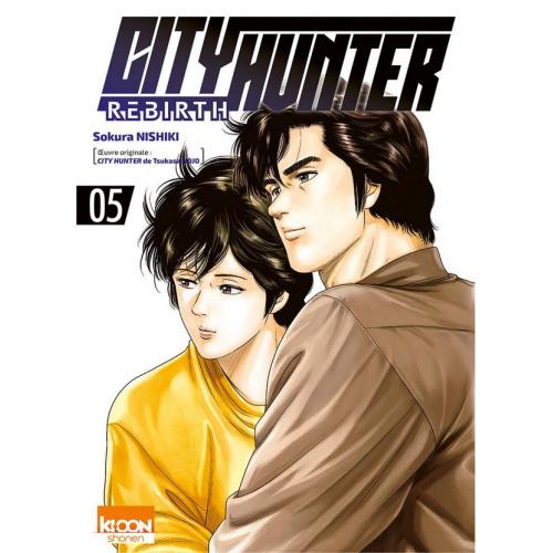 City Hunter Rebirth Tome 5 (VF)