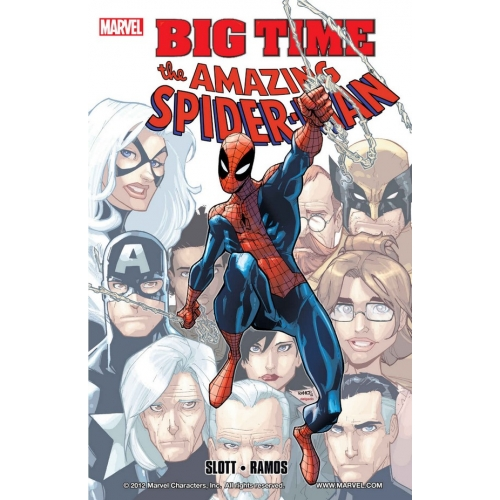 Spider-Man : Big Time (VO) Occasion