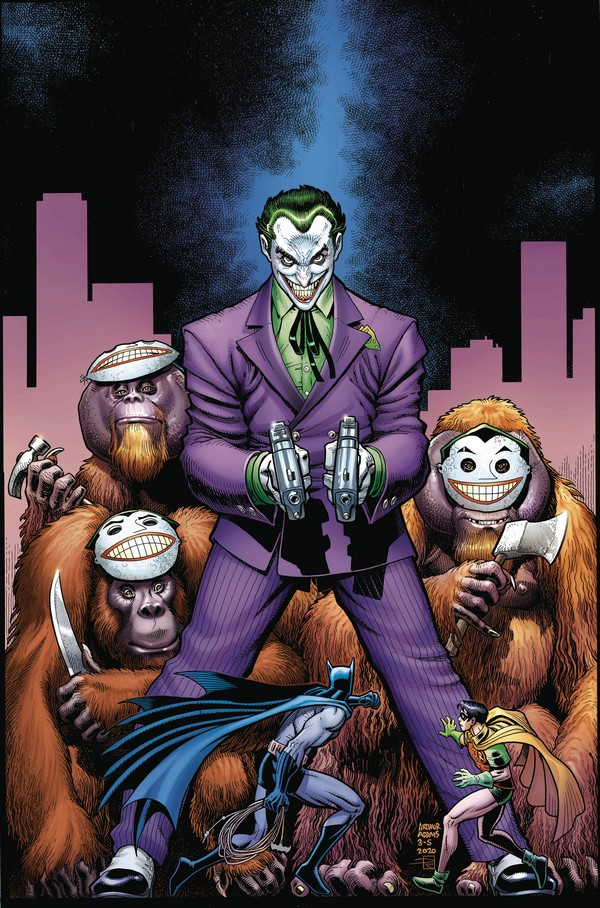 THE JOKER 80TH ANNIVERSARY 100-PAGE SUPER SPECTACULAR 1 (VO)