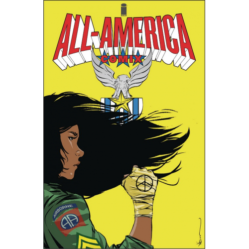 ALL-AMERICA COMIX ONE-SHOT (VO)