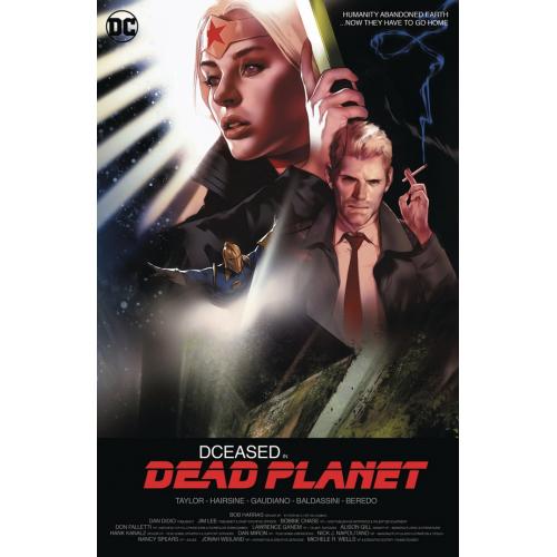 DCEASED DEAD PLANET 1 (OF 6) CARD STOCK BEN OLIVER MOVIE VA (VO)