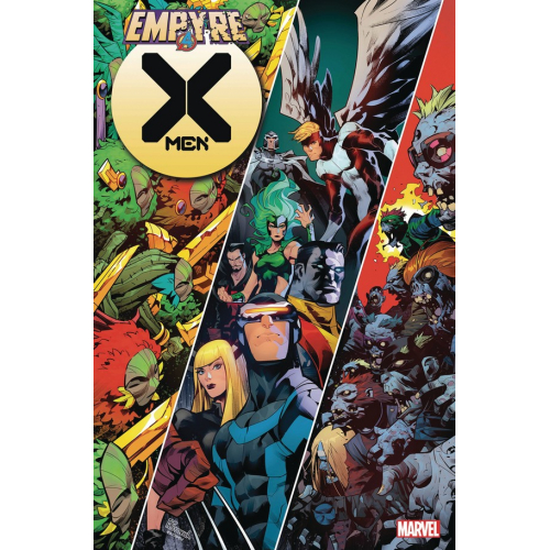 EMPYRE X-MEN 3 (OF 4) (VO)