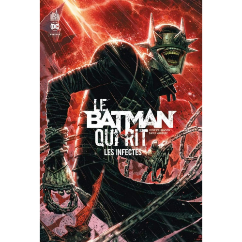 Batman Le Batman Qui Rit tome 2 – Les Infectés (VF)