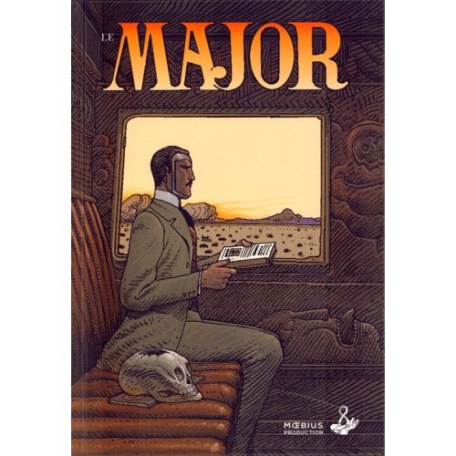 LE MAJOR - MOEBIUS - VF