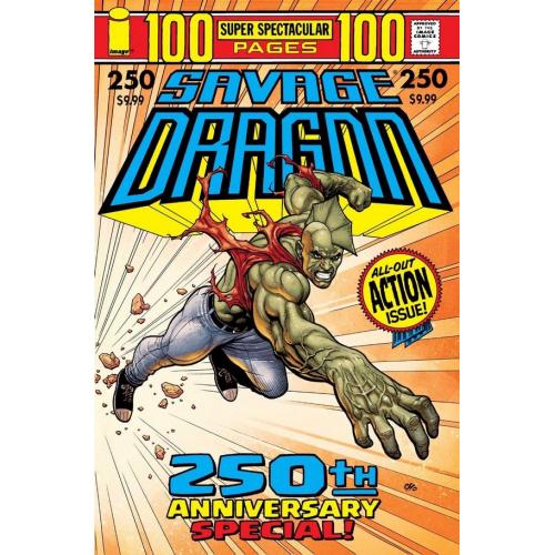 SAVAGE DRAGON 250 (VO) FRANK CHO VARIANT
