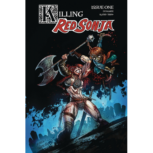 OFFERT : KILLING RED SONJA 1 (VO)