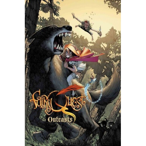 Carte Postale Fairy Quest Serie 1 004