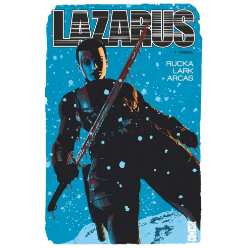Lazarus Tome 7 (VF)