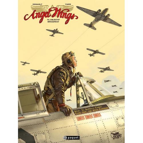 Angel Wings - Tome 3 : Objectif Broadway