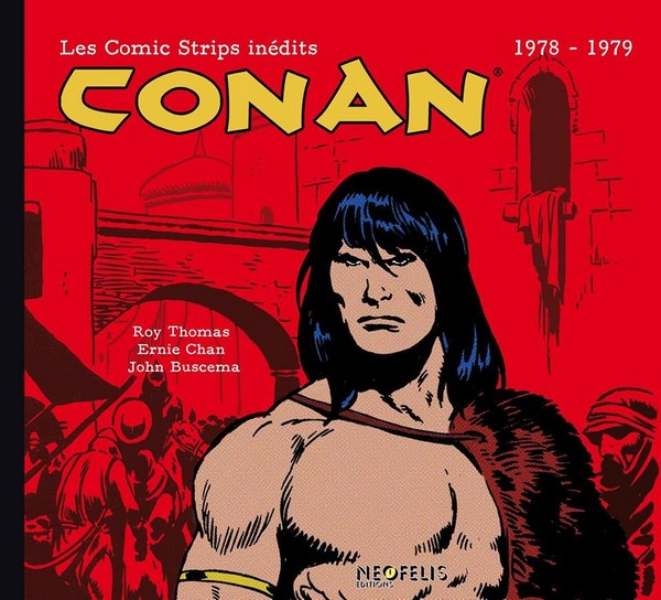 Red Sonja par Frank Thorne tome 1 - L'intégrale 1976 - 1977 (VF)