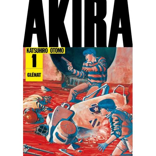 Akira (Noir et blanc) - Édition originale Vol.01 (VF)
