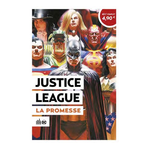 Justice League : La Promesse (VF)