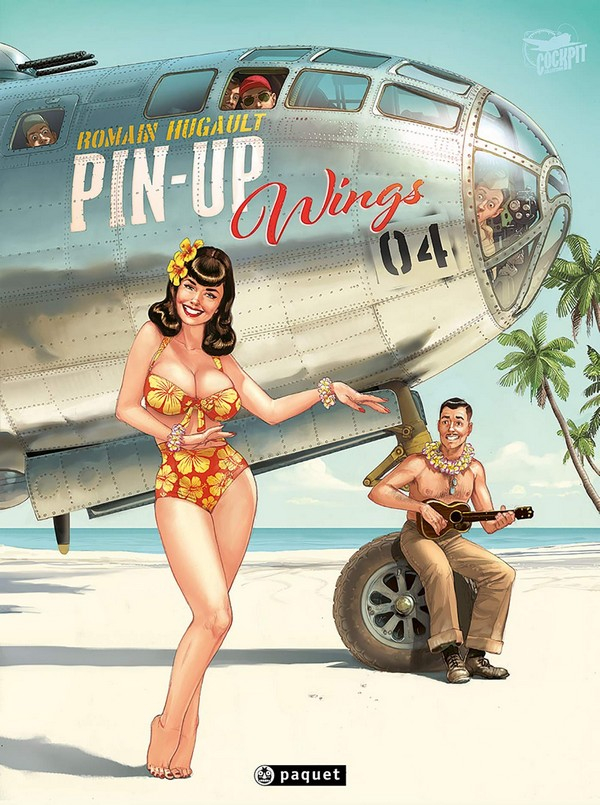 Pin-Up Wings TOME 4 (VF)