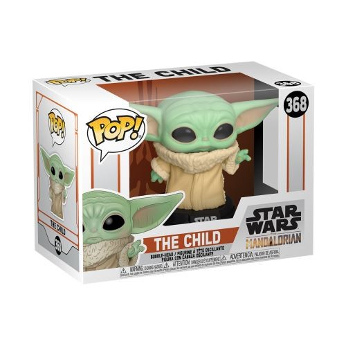 Funko Pop Star Wars The Mandalorian The Child 368