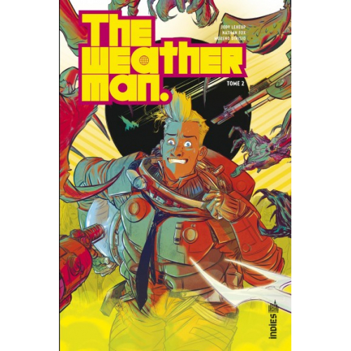 The Weatherman Tome 2 (VF)