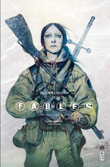 Fables Intégrale Tome 9 (VF)