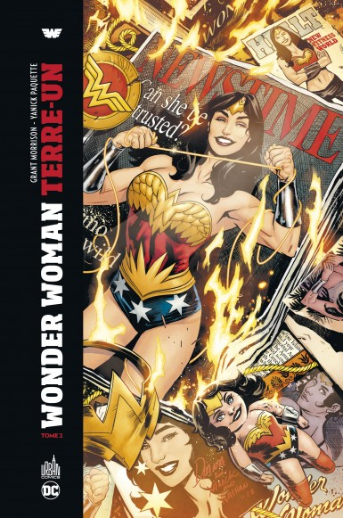Wonder Woman Terre Un Tome 2 (VF)
