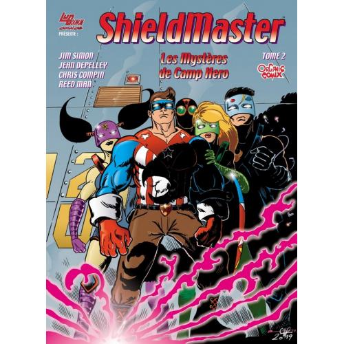 SHIELDMASTER tome 2 (VF)