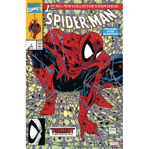 SPIDER-MAN 1 FACSIMILE EDITION (VO)
