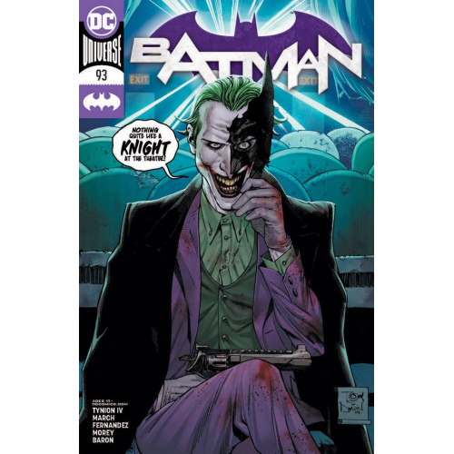 BATMAN 93 (VO)