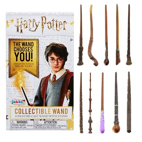 Harry Potter Die Cast Wand Blind Box