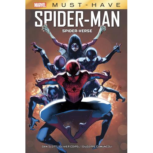 SPIDER-MAN : SPIDER-VERSE (VF)