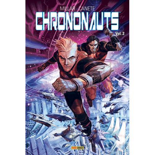 CHRONONAUTS : FUTURE SHOCK (VF)