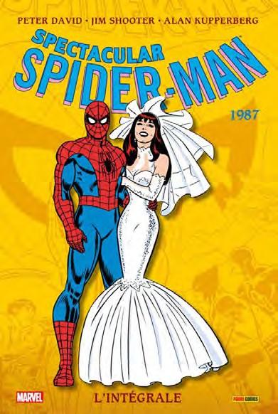 SPECTACULAR SPIDER-MAN : L'INTÉGRALE 1987 (VF)