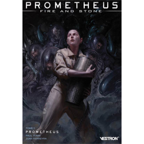 Prometheus : Fire and Stone Tome 1 (VF)