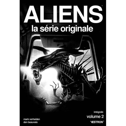Aliens la série originale, Tome 2 : Intégrale 2 (VF)