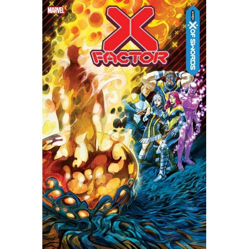 X-FACTOR 4 (VO)