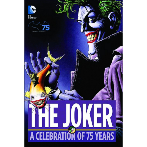 JOKER A CELEBRATION OF 75 YEARS HC (VO)