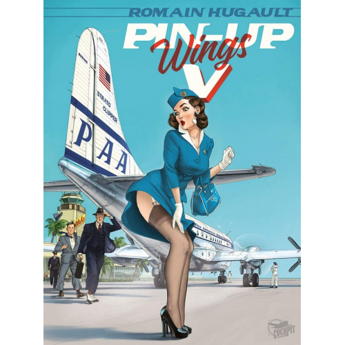 Pin-Up Wings TOME 5 (VF)