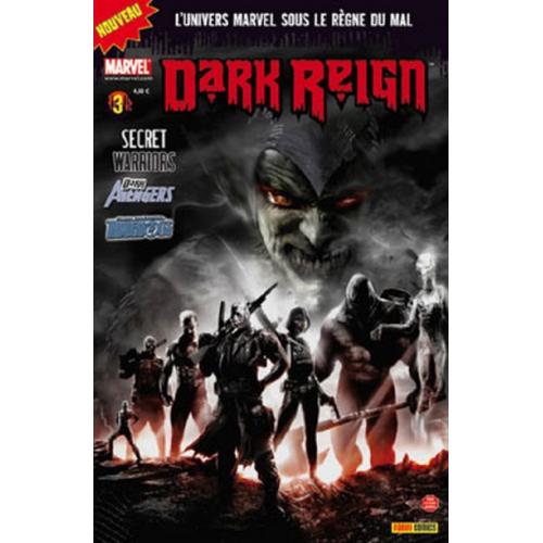 Dark Reign 3 fascicule (vf) occasion