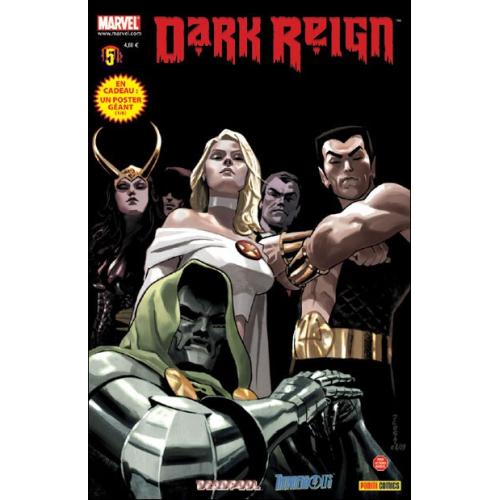 Dark Reign 5 fascicule (vf) occasion