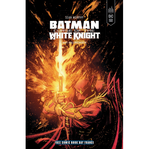 FCBD France 2020 – URBAN COMICS – Batman : Curse Of The White Knight (VF)
