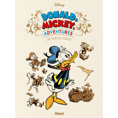 Mickey and Donald's Adventures : Coffret (VF)