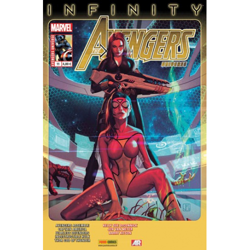 Avengers Universe 11 (Vf) Occasion