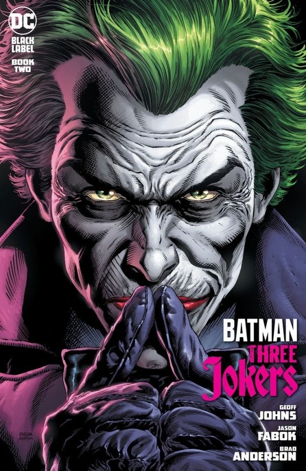 Batman: Three Jokers 2 (VO)