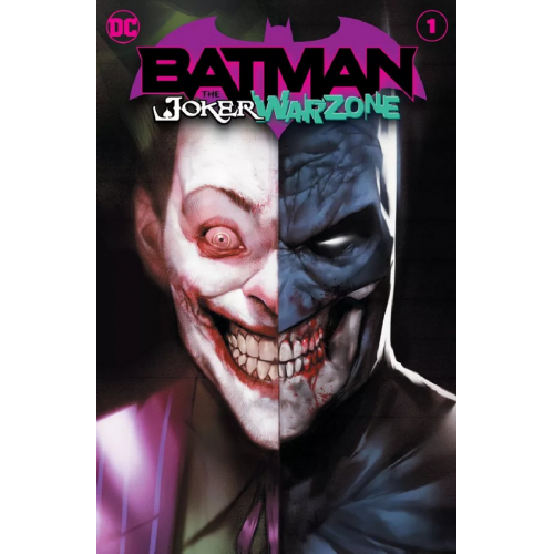 Batman: The Joker War Zone 1 (VO)