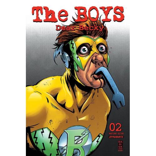 THE BOYS DEAR BECKY 2 (VO)