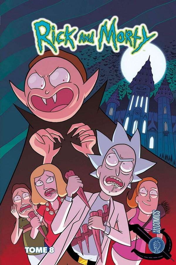 Rick & Morty - Tome 8 (VF)