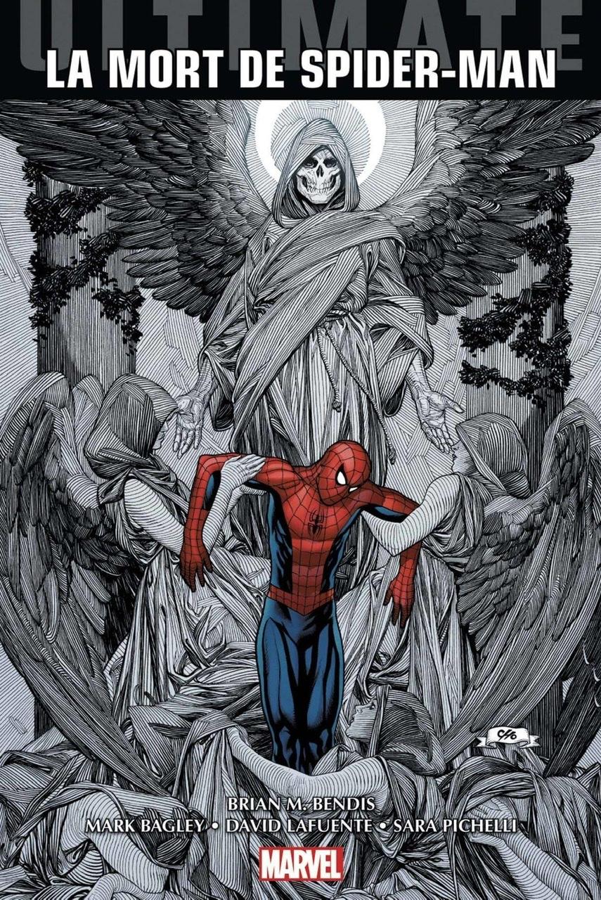 ULTIMATE SPIDER-MAN : LA MORT DE SPIDER-MAN OMNIBUS - 672 PAGES - VF