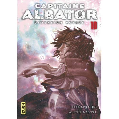 Capitaine Albator Dimension Voyage Tome 10 (VF)