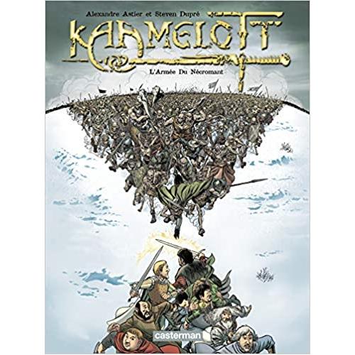 Kaamelott, Tome 1 : L'Armée Du Nécromant (VF)