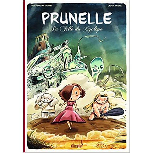 Prunelle, Tome 1 : La Fille du Cyclope (VF) occasion