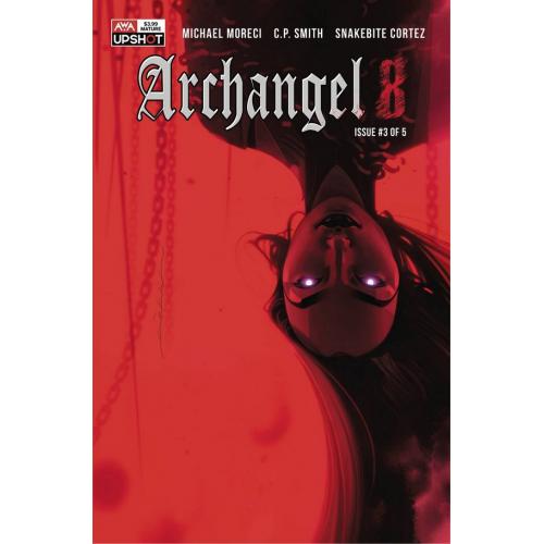 ARCHANGEL 8 3 (OF 5) (VO)