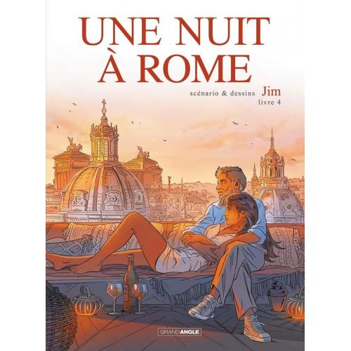 Une Nuit à Rome tome 4 (VF)