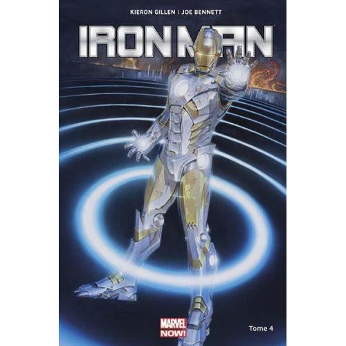 Iron Man - Tome 04 : Iron-man marvel now (VF) occasion